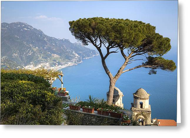 Ravello - Amalfi Coast Greeting Card