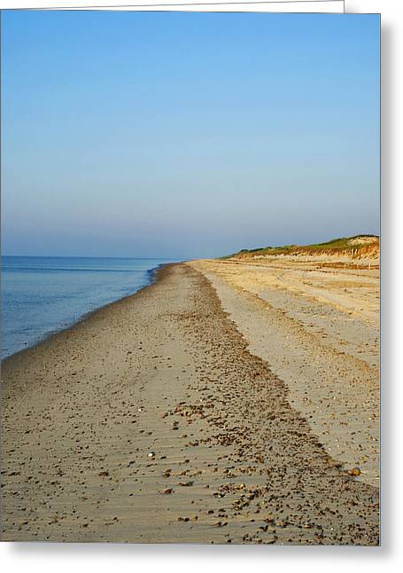 Sandy Neck Beach Greeting Card