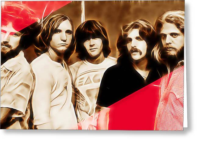 The Eagles Collection Greeting Card
