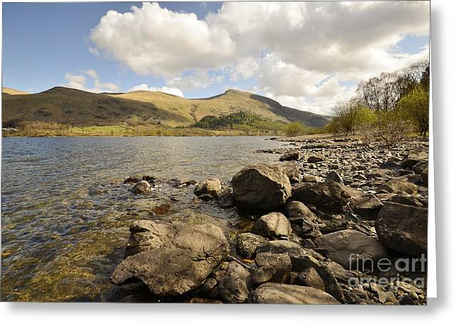 Thirlmere Greeting Card