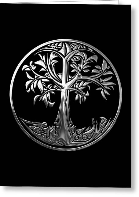Tree Of Life Collection Greeting Card by Marvin Blaine