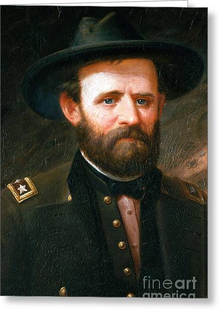 Ulysses S. Grant, 18th American Greeting Card