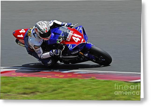 2010 Australian Formula Xtreme Formula Oz Greeting Card by David Iori