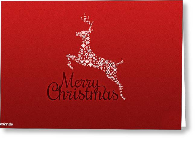 2011 Merry Christmas Greeting Card by F S
