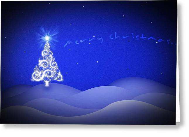 2012 Merry Christmas Greeting Card