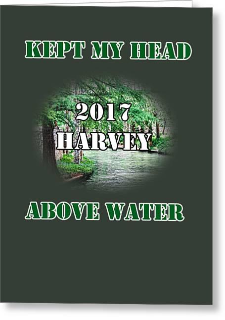 2017 Harvey Greeting Card