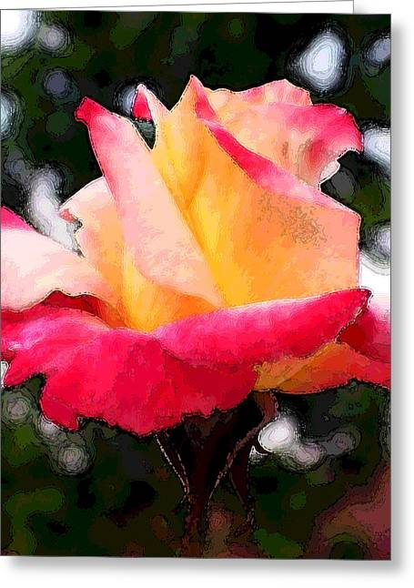 Nature Series Greeting Card by Ginger Geftakys