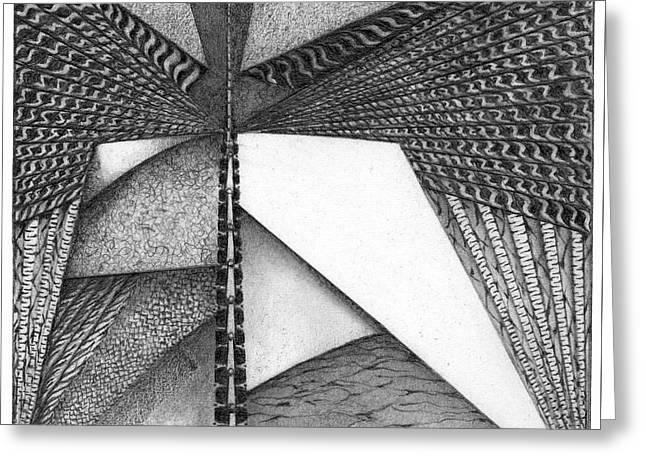Enoch Greeting Card by James Lanigan Thompson MFA