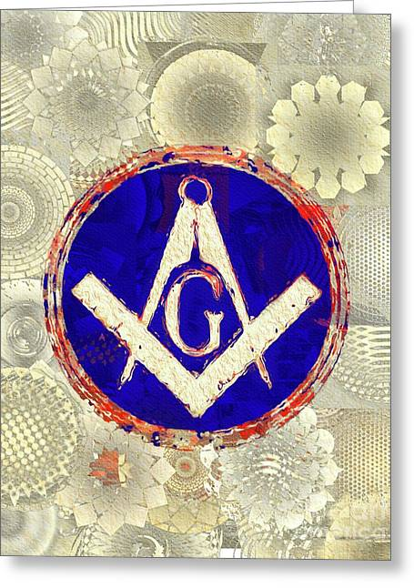 Masonic Greeting Cards Fine Art America