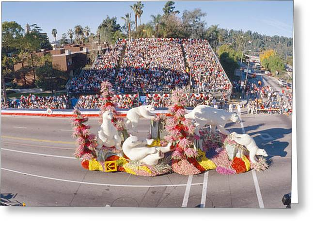 109th Tournament Of Roses Parade Greeting Card