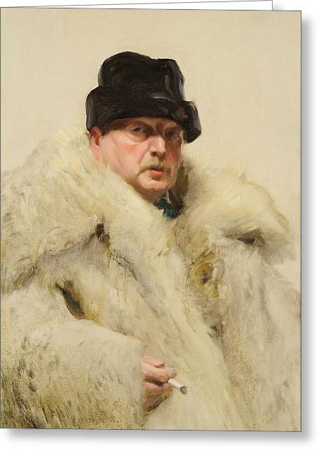 Anders Zorn Greeting Card