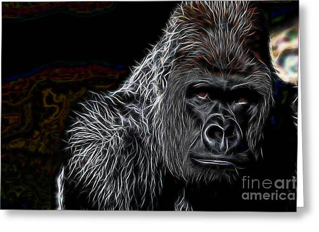 Ape Collection Greeting Card