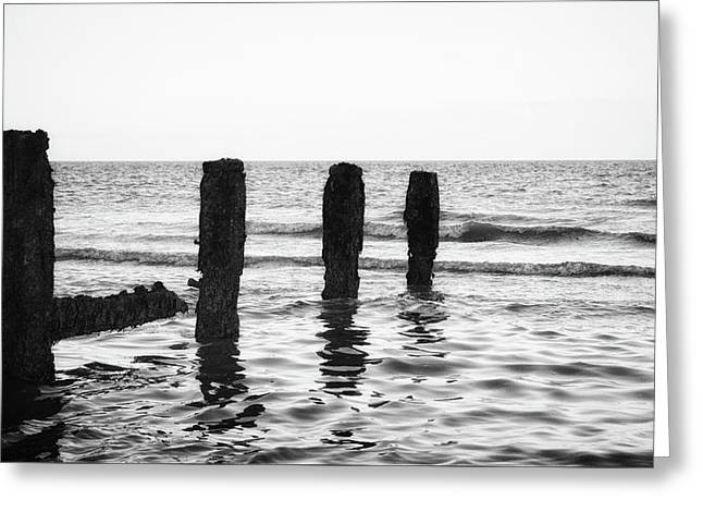 Breakwater Greeting Card