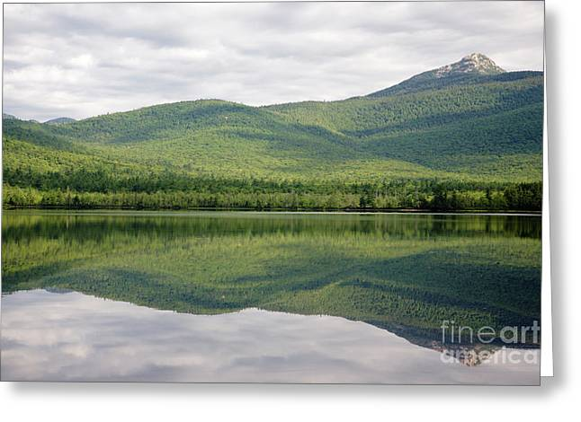 Chocorua Lake - Tamworth New Hampshire Greeting Card