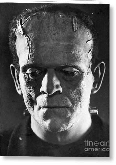 Frankenstein, 1931 Greeting Card by Granger