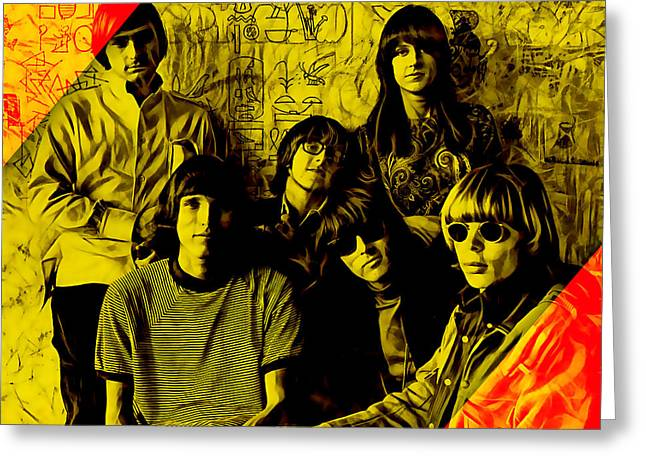Jefferson Airplane Collection Greeting Card