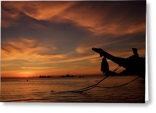 Koh Tao Island In Thailand Greeting Card
