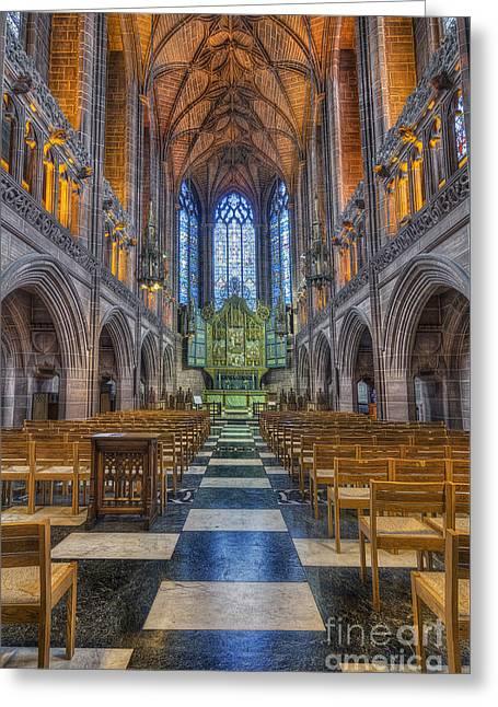 Lady Chapel Greeting Card