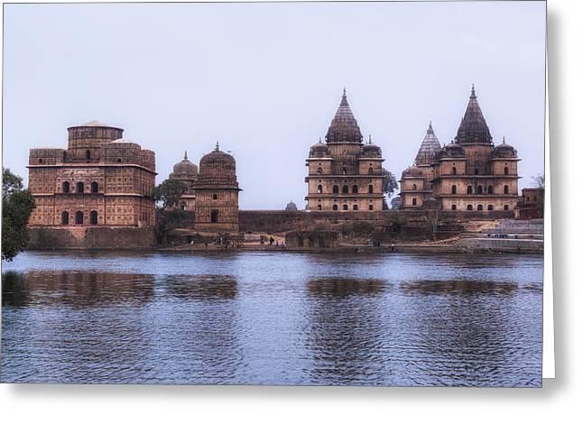 Orchha - India Greeting Card