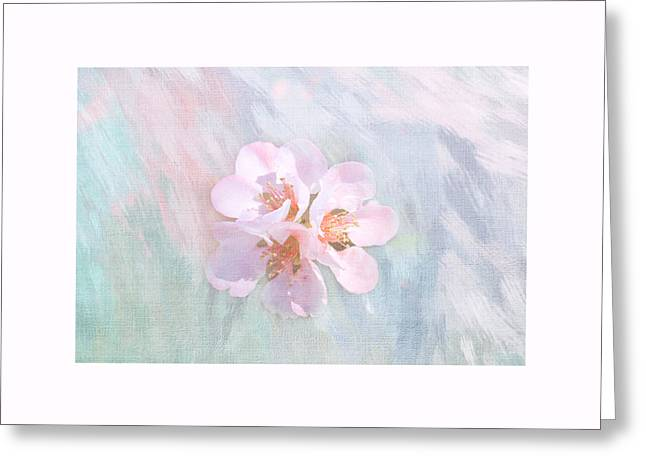 Quince Art Greeting Card