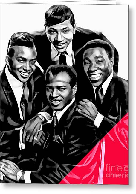 The Ojays Collection Greeting Card