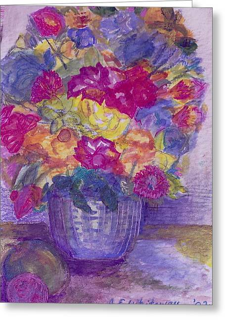 Untitled Greeting Card by Anne-Elizabeth Whiteway