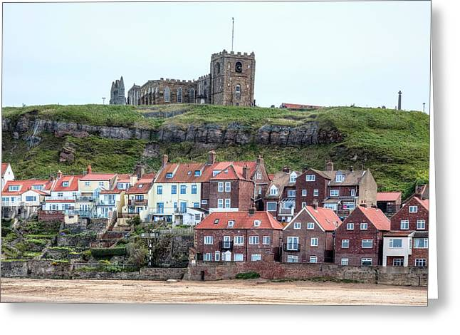 Whitby - England Greeting Card