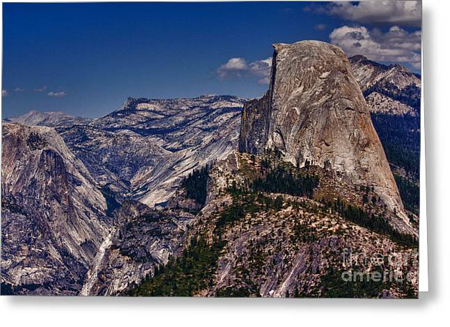 301 - Blue Skies Hdr Greeting Card by Chris Berry