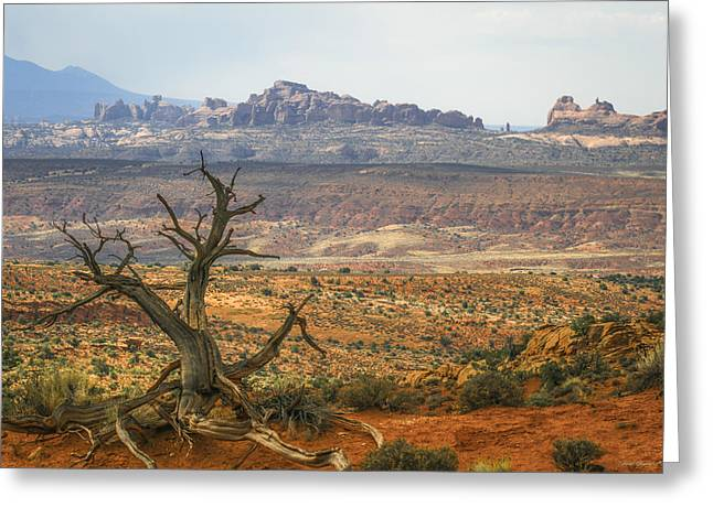 #3090 - Moab, Utah Greeting Card