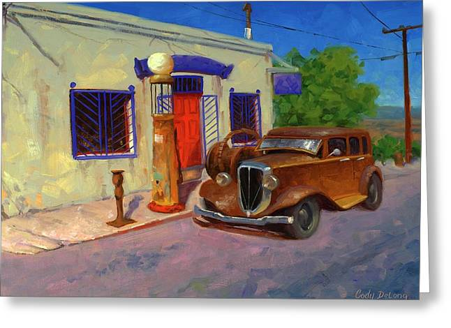 33 Studebaker  Greeting Card