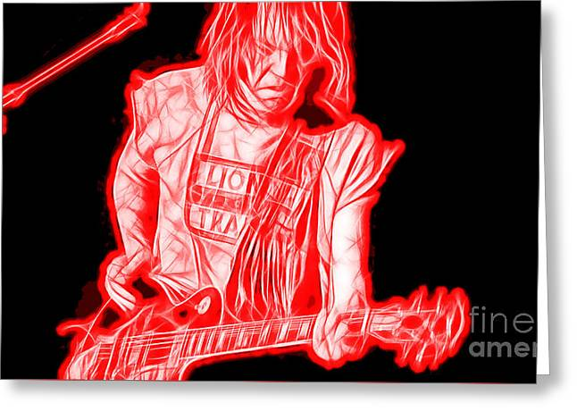 Neil Young Collection Greeting Card