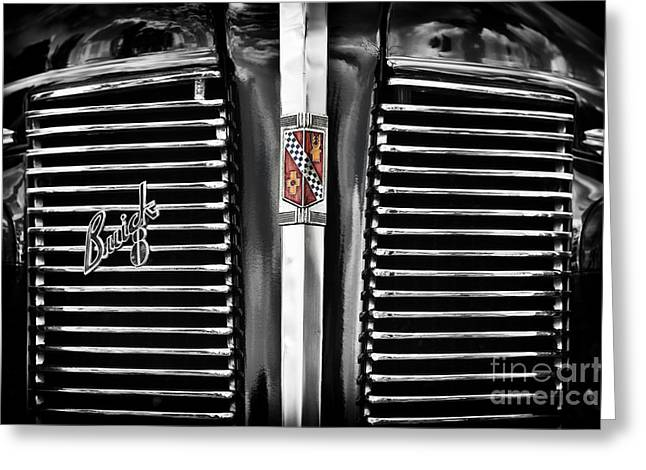 37 Buick 8 Special Greeting Card by Tim Gainey