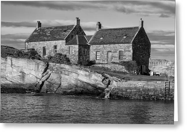 Cove Harbour Greeting Card