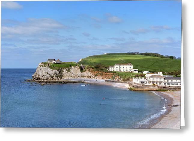 Isle Of Wight - England Greeting Card