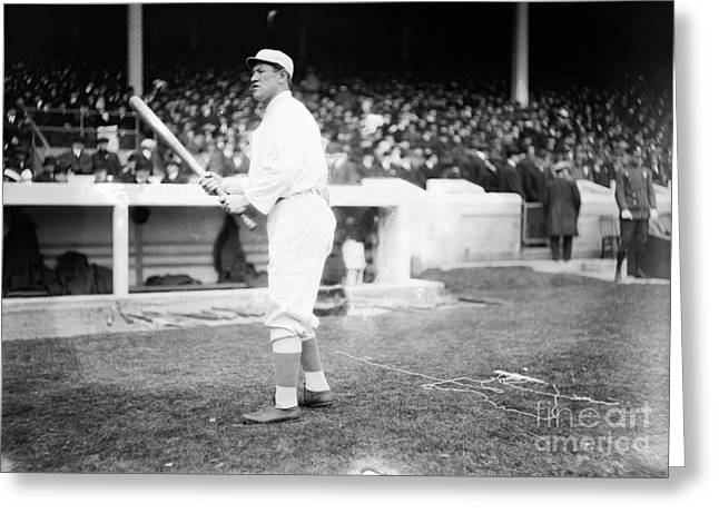 Jim Thorpe (1888-1953) Greeting Card