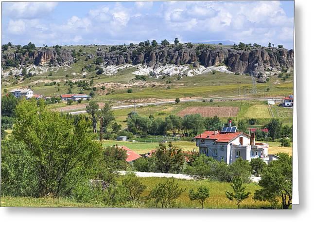 Kilistra - Turkey Greeting Card