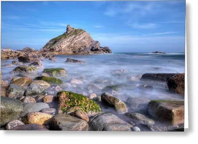Mupe Bay - England Greeting Card