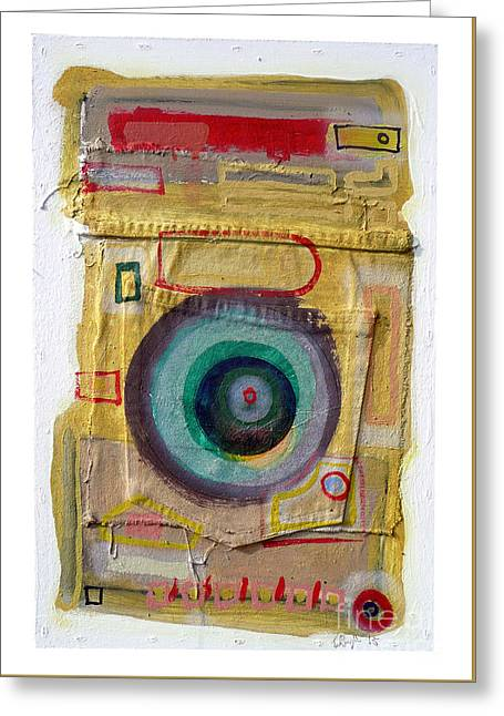 4 Out Of 6 Experimental Boards. Greeting Card by Timothy Beighton
