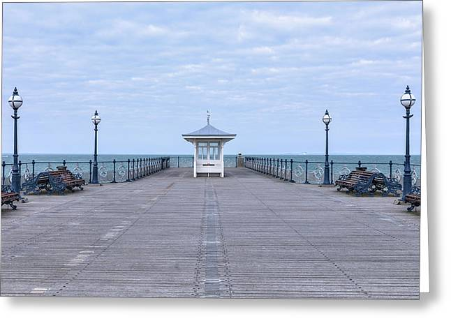 Swanage - England Greeting Card