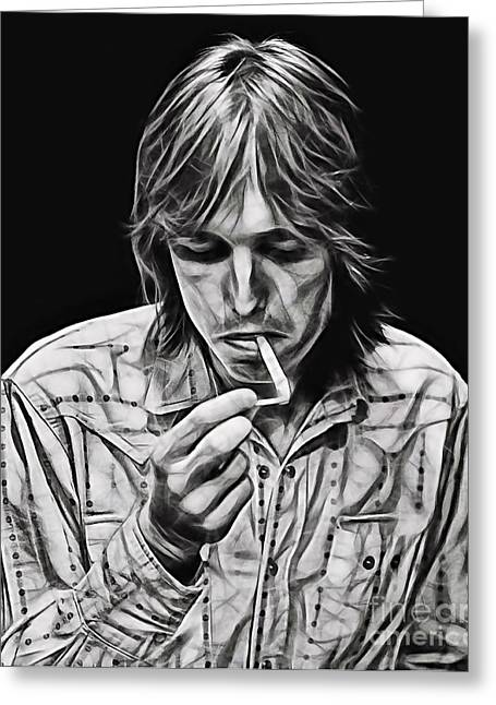 Tom Petty Collection Greeting Card