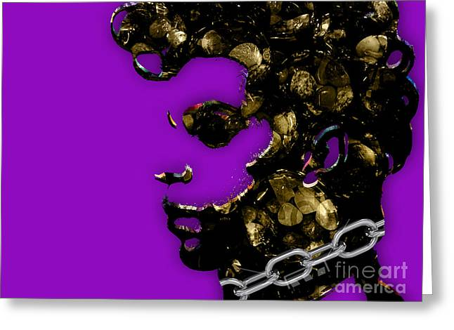 Prince Collection Greeting Card