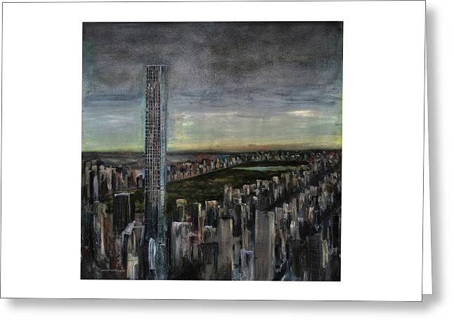 432 Park Ave Greeting Card