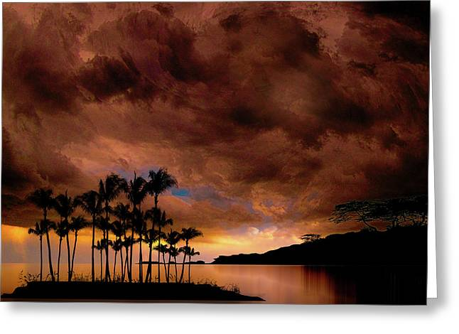 Greeting Card featuring the photograph 4401 by Peter Holme III