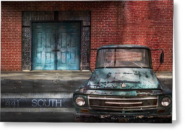441 South Greeting Card