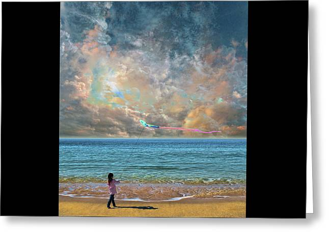Greeting Card featuring the photograph 4410 by Peter Holme III