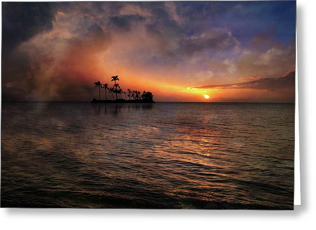 Greeting Card featuring the photograph 4419 by Peter Holme III