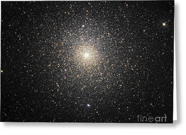 47 Tucanae Ngc104, Globular Cluster Greeting Card by Robert Gendler