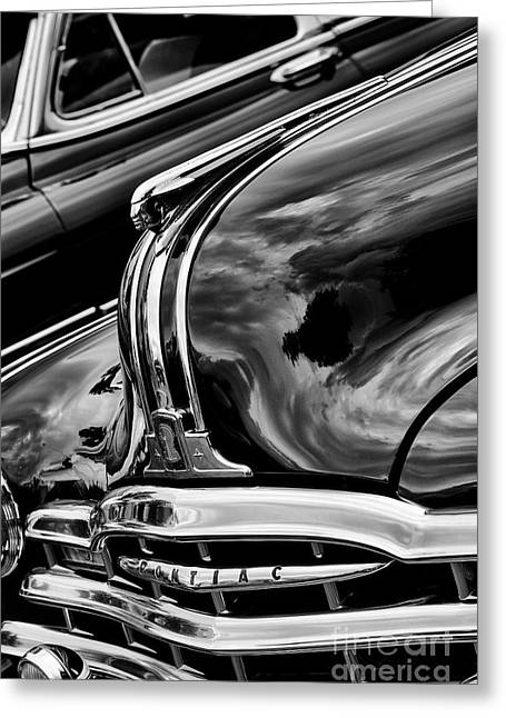 48 Pontiac Greeting Card by Tim Gainey