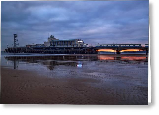 Bournemouth - England Greeting Card