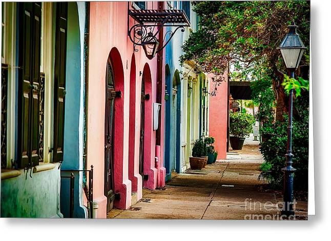 Charleston Greeting Card